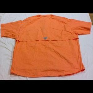 6add1720ecf COLUMBIA PFG Shirts - COLUMBIA PFG MENS SHORT SLEEVE BUTTON SHIRT XL